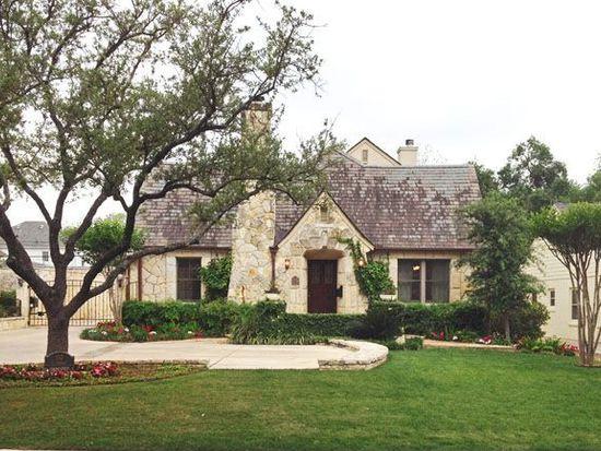 110 E Hermosa Dr, San Antonio, TX 78212