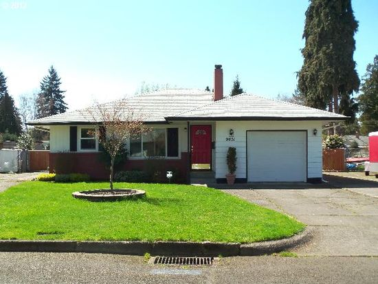 9831 SE 44th Ave, Milwaukie, OR 97222