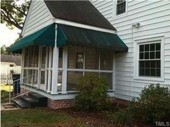 206 E Parker St, Smithfield, NC 27577