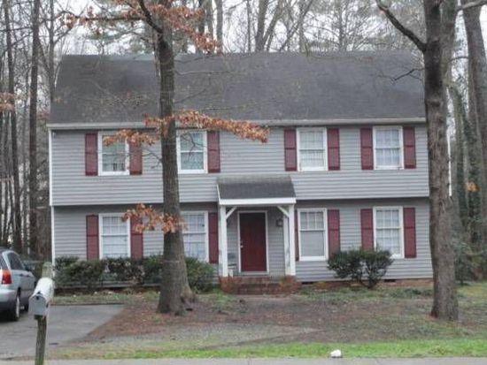 1813 Quail Ridge Rd, Raleigh, NC 27609