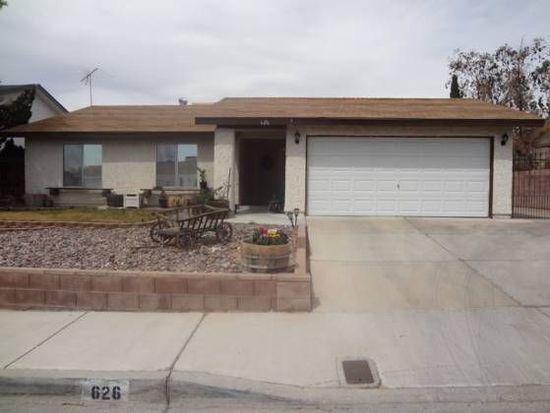 626 Paloma Dr, Boulder City, NV 89005