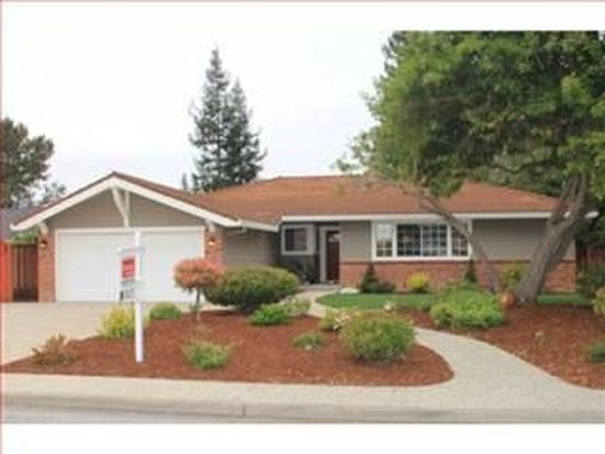 12151 Mellowood Dr, Saratoga, CA 95070