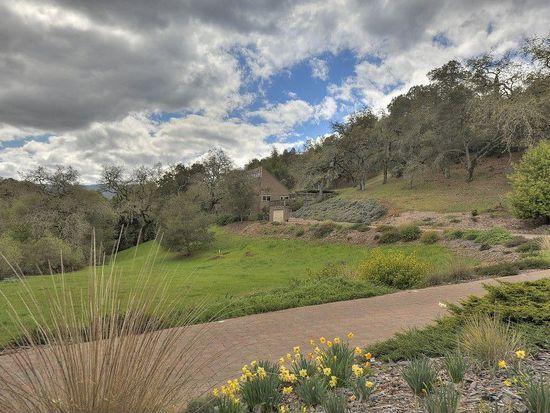 1 La Sandra Way, Portola Valley, CA 94028