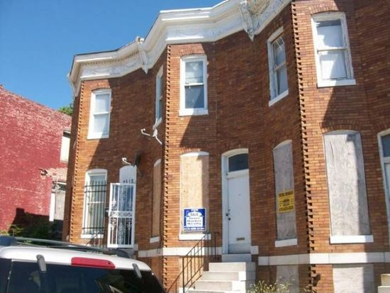 2516 Hollins St, Baltimore, MD 21223