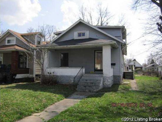 4314 Sunset Ave, Louisville, KY 40211