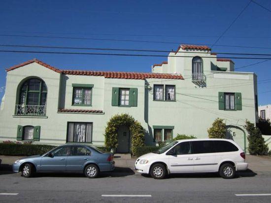 1498 24th Ave, San Francisco, CA 94122