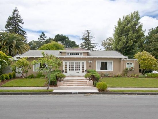 1600 Sherman Ave, Burlingame, CA 94010