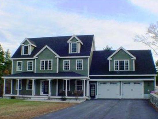 200 Forsythe Farm Rd, Northbridge, MA 01534