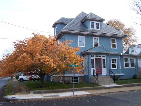 319 Temple St, Boston, MA 02132