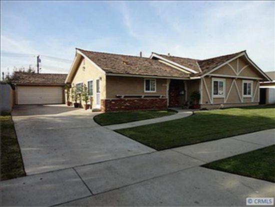 1405 Fairplain Ave, Whittier, CA 90601
