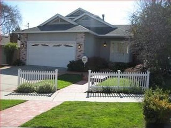 580 Avenue Del Ora, Redwood City, CA 94062