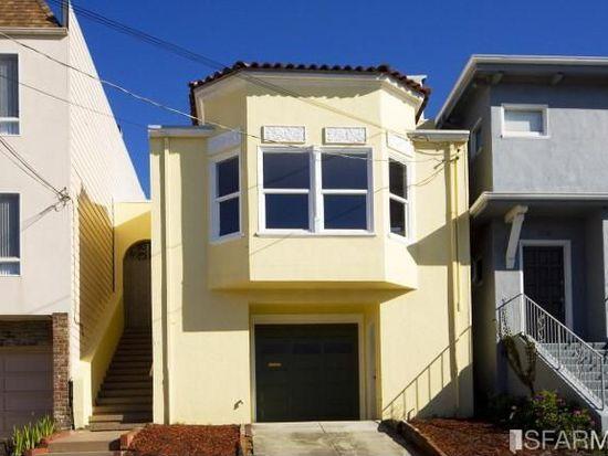 762 37th Ave, San Francisco, CA 94121
