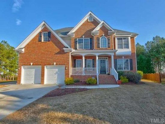 6112 Clapton Dr, Wake Forest, NC 27587