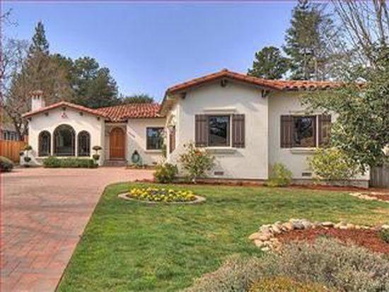 14137 Douglass Ln, Saratoga, CA 95070