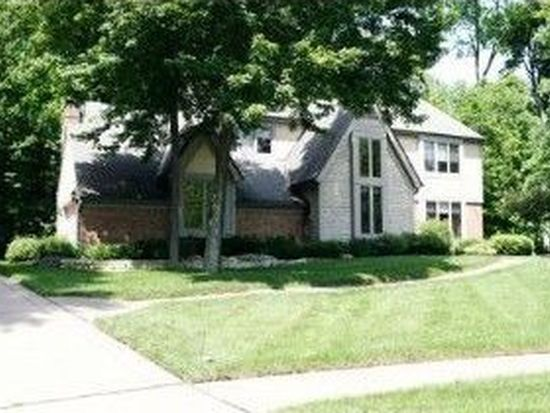 1238 Whispering Meadow Ct, New Albany, OH 43054
