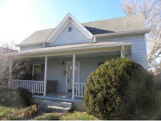 1105 E Holston Ave, Johnson City, TN 37601