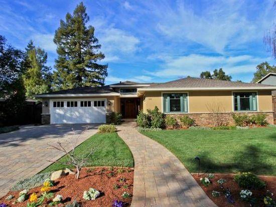 595 Camellia Way, Los Altos, CA 94024