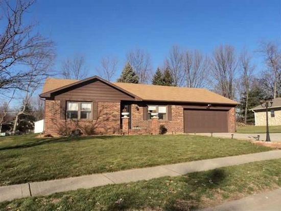 3404 Pinetop Dr, Indianapolis, IN 46227