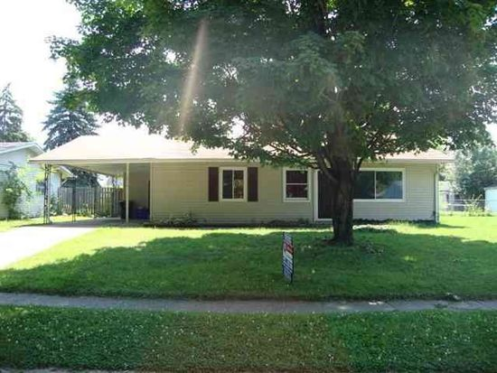 1416 Holly Dr, Lafayette, IN 47909