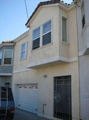 213 Velasco Ave, San Francisco, CA 94134