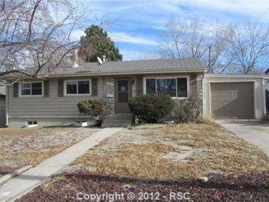 1523 N Chelton Rd, Colorado Springs, CO 80909