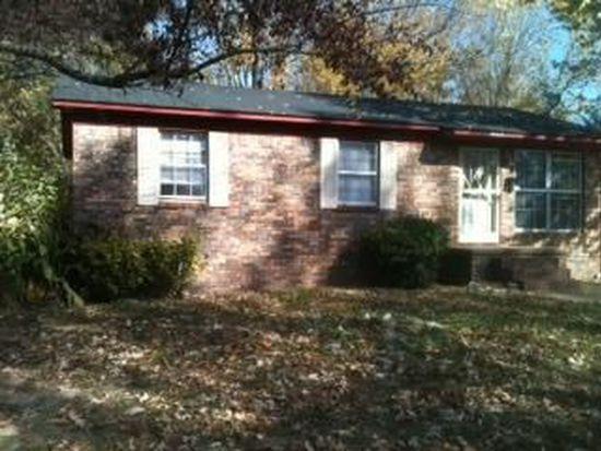 709 Elizabeth St, Brownsville, TN 38012