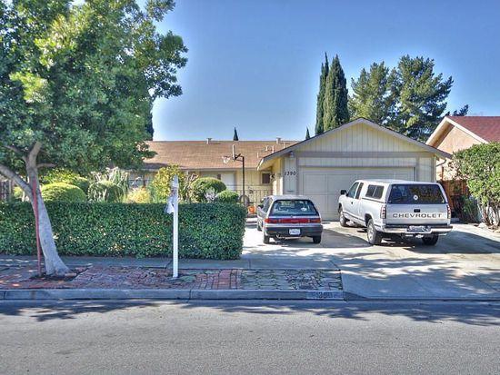 1390 Strauss Way, San Jose, CA 95132