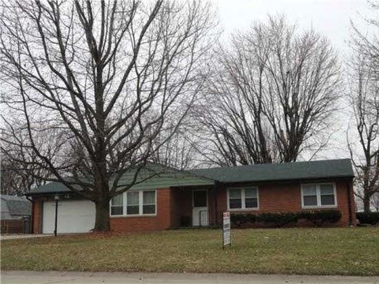 1707 Lilac Dr, Indianapolis, IN 46227