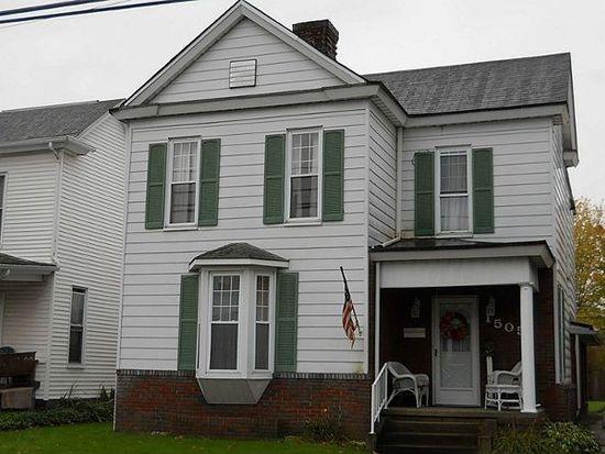 1505 4th St, Moundsville, WV 26041