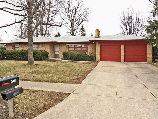 1315 Cecil Ave, Indianapolis, IN 46219