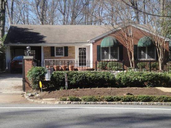 1474 Briarcliff Rd NE, Atlanta, GA 30306
