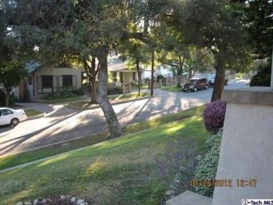 609 E Claremont St, Pasadena, CA 91104