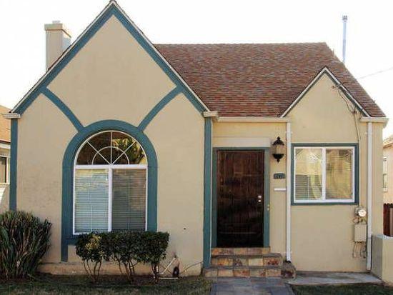 7631 Ney Ave, Oakland, CA 94605