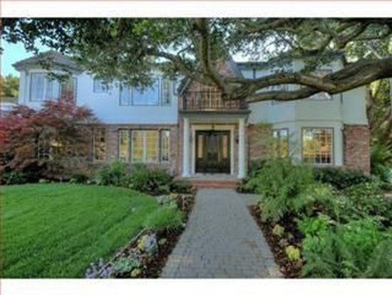 5 Atherton Oaks Ln, Atherton, CA 94027