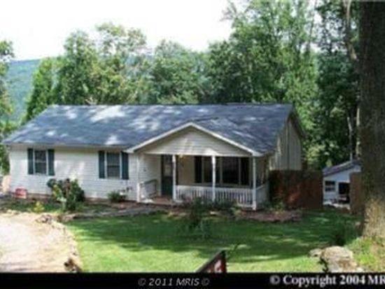 1252 High Top Rd, Linden, VA 22642