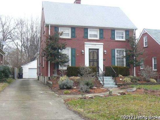 1235 Bourbon Ave, Louisville, KY 40213