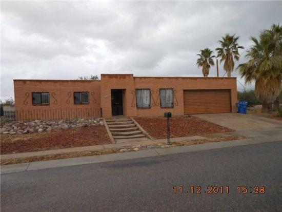 9471 E Palm Tree Dr, Tucson, AZ 85710