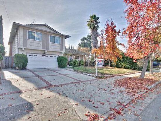 1486 Redmond Ave, San Jose, CA 95120