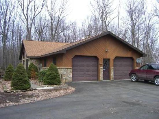 2110 Oak Ridge Ln, Champion, PA 15622