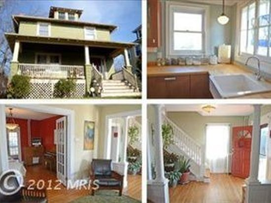 2808 Bayonne Ave, Baltimore, MD 21214