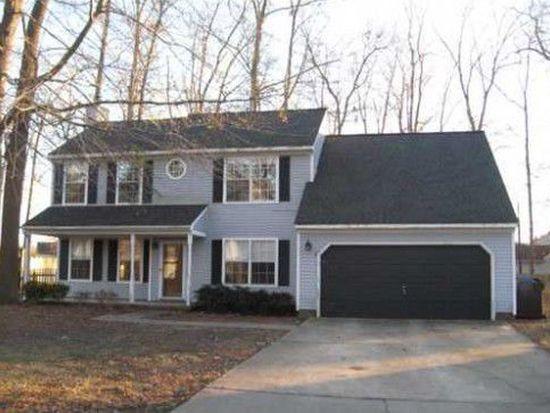 805 Woodcott Dr, Chesapeake, VA 23322