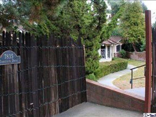 7835 Torreyson Dr, West Hollywood, CA 90046