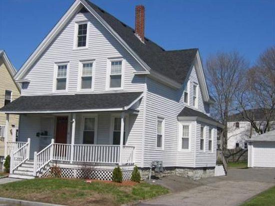 43 Cottage St, Taunton, MA 02780