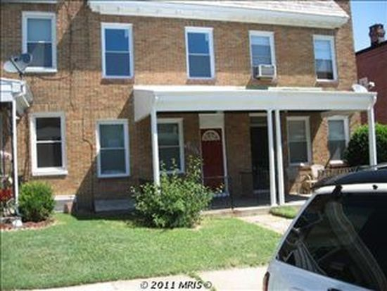 3534 Elmley Ave, Baltimore, MD 21213