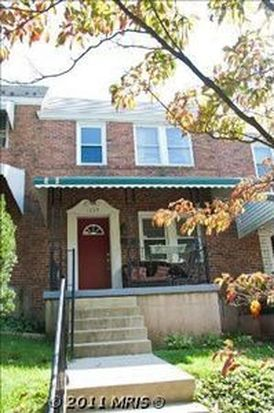 1117 Roland Heights Ave, Baltimore, MD 21211