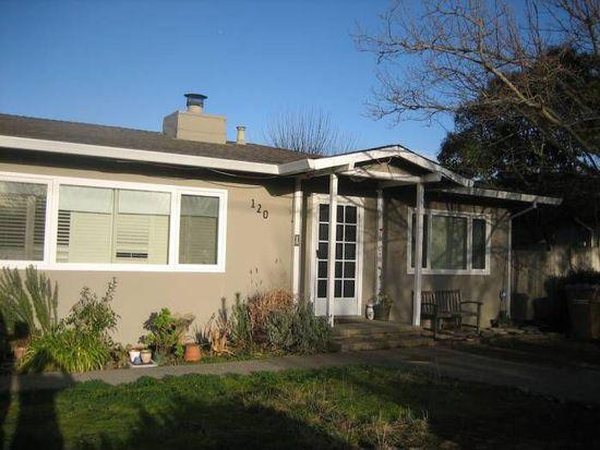 120 Birch Way, San Rafael, CA 94903