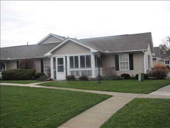 1336 Hillview Cir W, Newark, OH 43055