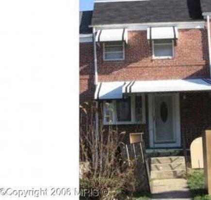 1021 Stamford Rd, Baltimore, MD 21229