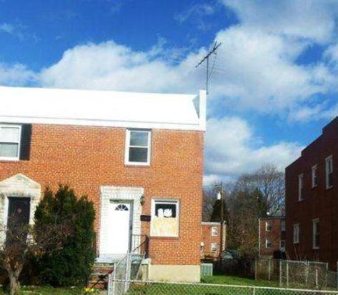 3814 Glenarm Ave, Baltimore, MD 21206