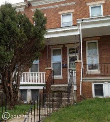 2839 Clifton Ave, Baltimore, MD 21216